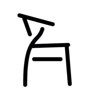 Ideogramma di sedia