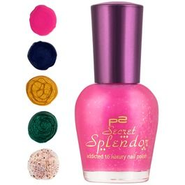 "p2 Limited Edition ""Secret Splendor"""