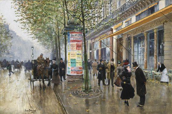 béraud, jean les grands boulevards | cityscape | sotheby's n09499lot8z5jden: