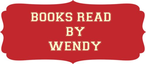 ~Our monthly reading~Books read by Wendy in January 2018~