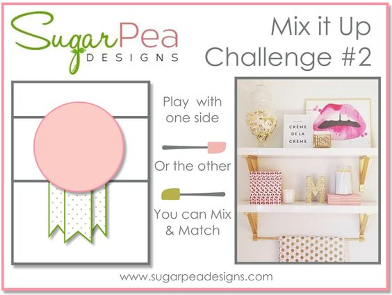 SugarPea Designs Challenge Designers June 8: