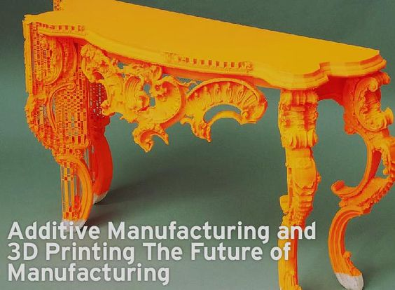 Additive Manufacturing and 3D Printing The Future of Manufacturing