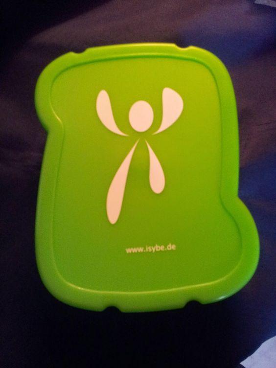 Indra testet... Produkttests aller Art: Ganz easy mit der Isybe - Brotbox