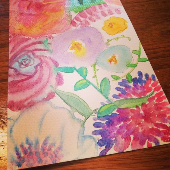 Water color :)
