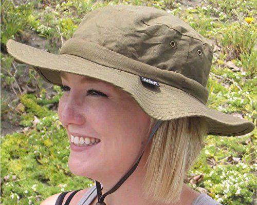 Blubandoo Safari Hatbandoo Wide Brim Cooling Sun Hat With