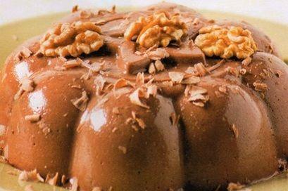 Quer caprichar na sobremesa? Aprenda a fazer pudim de geladeira com nozes http://r7.com/VhXs