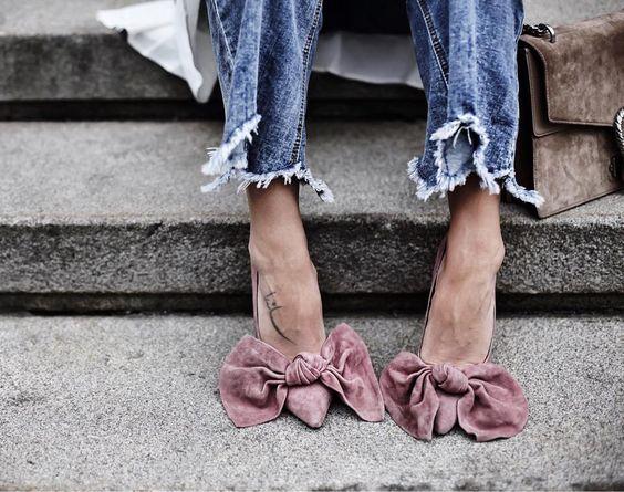 Shoe details: