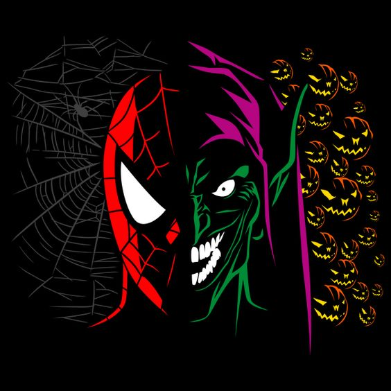 Spiderman vs Elf - NeatoShop