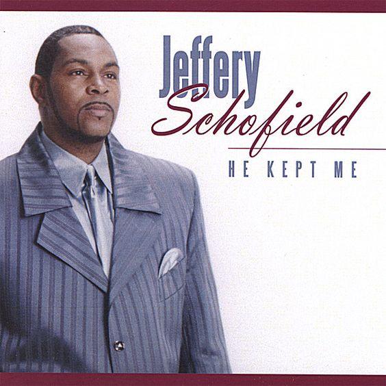 Jeffery Schofield - He Kept Me, Black