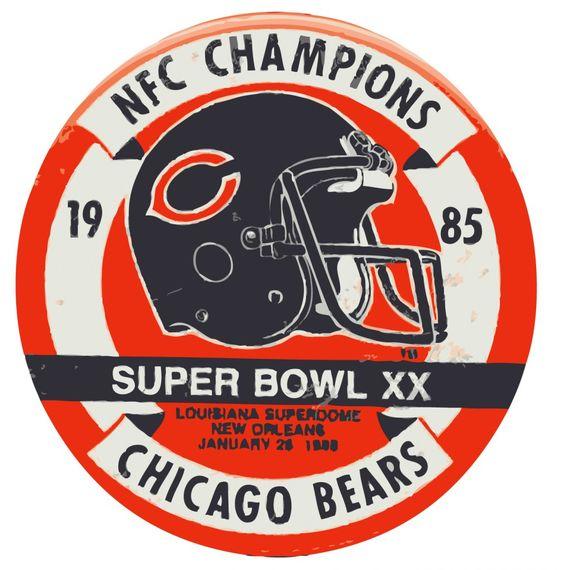 #chicagobears Chicago Bears