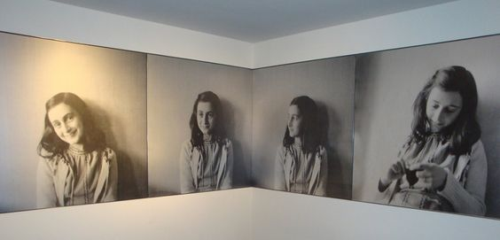 Las 10 frases más hermosas del Diario de Ana Frank - http://www.todoereaders.com/frases-hermosas-del-diario-de-ana-frank.html