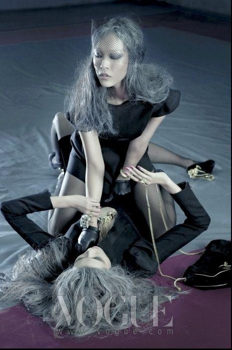 Vogue Korea / Cyana Trendland.
