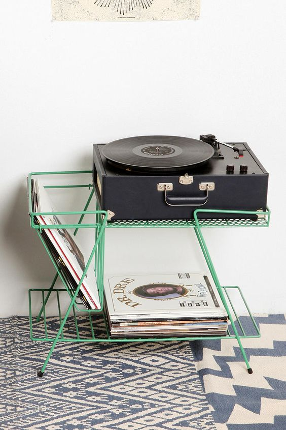 Most Wanted: Wire Storage Table