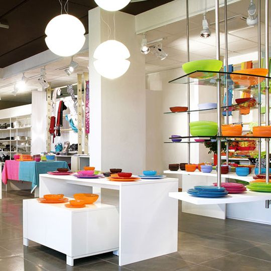 Dise o y arquitectura de locales comerciales fabricaci n - Diseno locales comerciales ...