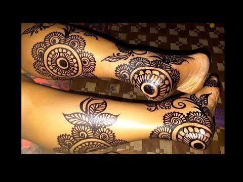 حنه سودانية جديدة Sudanese Henna 2019 اجمل نقش الحناء السودانية مبالغة Youtube Henna Designs Hand Henna Designs Henna Designs Feet