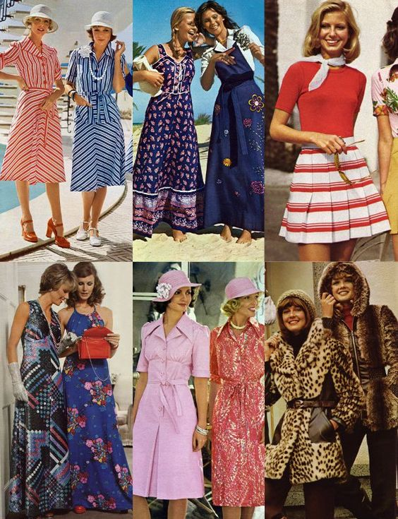 70s Outfit Ideas for Women