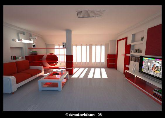 cool teenage rooms - Google Search