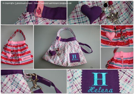 Taschen für kleine Damen