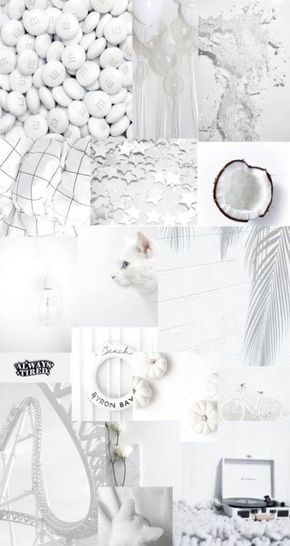 Aesthetic Wallpaper White Collage 18 Ideas Wallpaper Aesthetic Iphone Wallpaper Aesthetic Wallpapers Cute Wallpaper Backgrounds