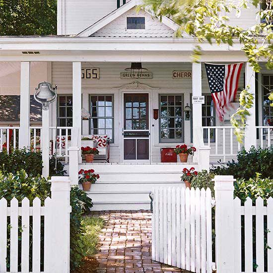 Farmhouse Front Porch Ideas: Vintage Signs, Farmhouse And Front Doors On Pinterest