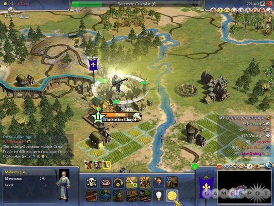 Civilization IV/文明発展ステラテジー。Best 1を選ぶとしたら間違いなくこれです。限りなく完璧に近いゲームデザインが堪能できます。プレイ時間は余裕で数百時間。