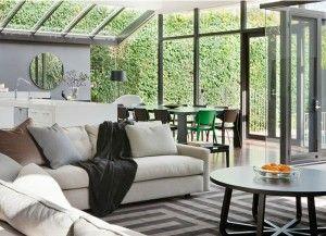 mim design conservatory modern house extension