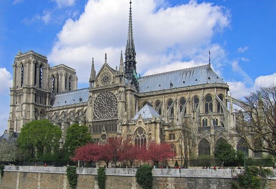 Notre Dame en Paris