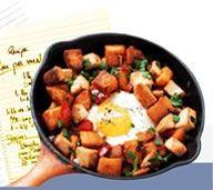 Camp Recipes - vegetarian: