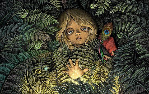 Eine rege Fantasieplus einePrise Surrealismus sowie ein märchenhafterBeigeschmack, ergibt die ungefähre Bezeichnung für diese Kunstwerke. Kein Wunder, dass wir hier seltsame Kreaturen aus dem Wald zu Gesicht bekommen. Die entstanden alle aus der Hand vo