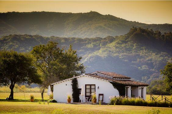CASA TRÈS CHIC: ARGENTINA - HOUSE OF JASMINES- Salta, Argentina