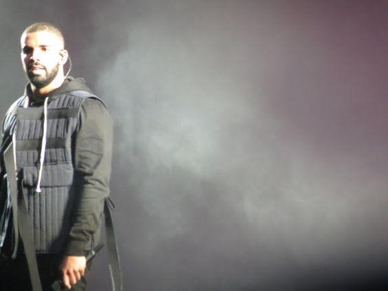 Drake at Wireless Festival 2015