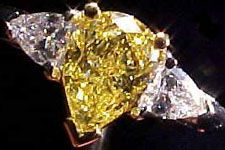 I love ALL diamonds that are pear shape!