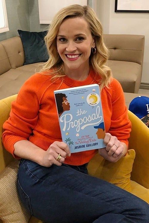14 Celebrities Who Share Their Favorite Books And Inspire Us To Read More Celebrity Books Reese Witherspoon Book Club Oprah Book Club List