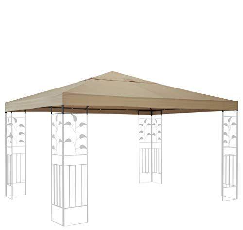 Quick Star Toit De Rechange Pour Pavillon De Jardin 3 X 3 M En 2020 Pavillon De Jardin Toit Meuble Jardin