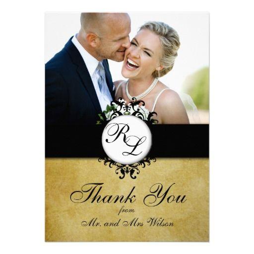 Pinterest The worlds catalog of ideas – Zazzle Wedding Thank You Cards