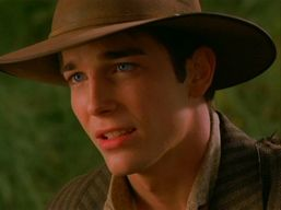 Logan Bartholomew as Willie LaHaye in the Love Comes Softly series. Glad I found a face that suits my MC so well.