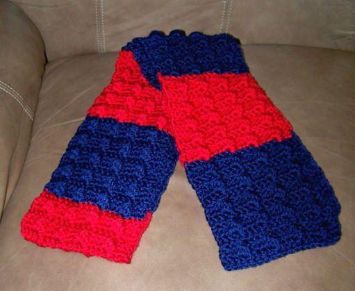 The Crochet Cabana Blog: The Bobble Scarves