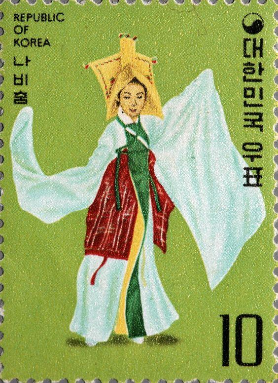 Korea 나비춤