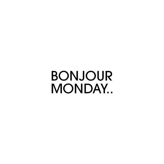 Vas te faire encule, lundi. Qui aime la baise lundi? Putain, pourquoi dites-vous bonjour à la pire journée de la semaine?: