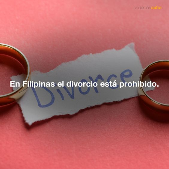 Divorcio en Filipinas