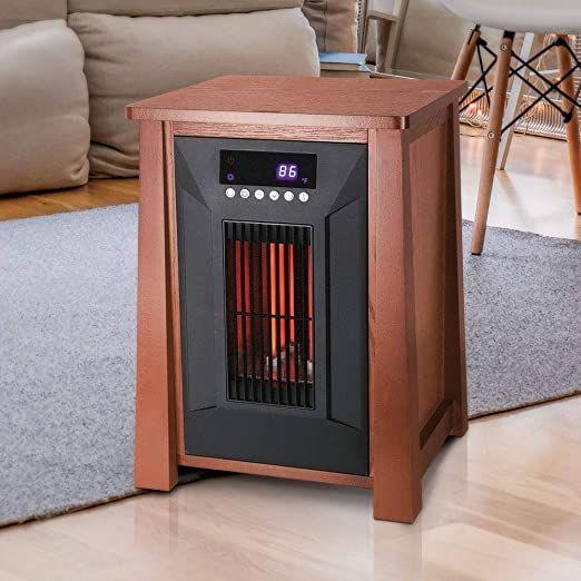 Ningbo Konwin Electrical Appliance Gd8215bw 6 Westpointe 1500w Infrared Heater Infrared Heater Best Space Heater Best Radiators