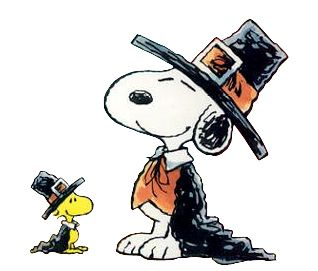 Snoopy Halloween Wallpaper | Peanuts Snoopy & Woodstock Pilgrim Thanksgiving Cartoon Clipart Images ...