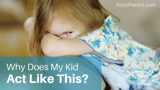 Why Kids Have Behavioral Issues (And What To Do About It)