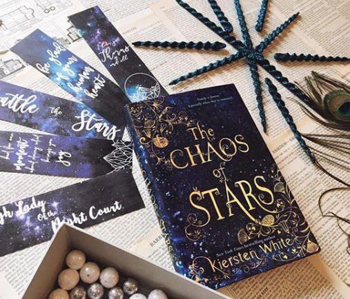 A Court Of Thorns And Roses Bookmarks Acotar Sarah J Maas