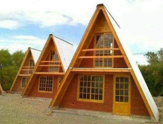 Casa Prefabricada De Facil Instalacion Y Alimentada Por Energia