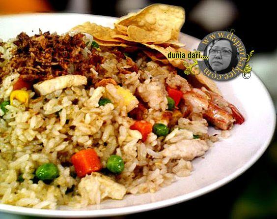 FauziahSamad.com: nasi goreng cina air tangan orang jawa