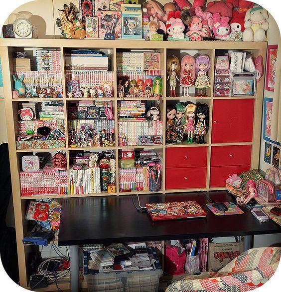 Anime Apartment: Manga, Anime And I Want On Pinterest