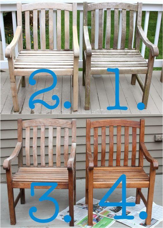 12 best Teak Refinishing images on Pinterest | Teak outdoor furniture,  Restoration hardware outdoor furniture and A fan - 12 Best Teak Refinishing Images On Pinterest Teak Outdoor