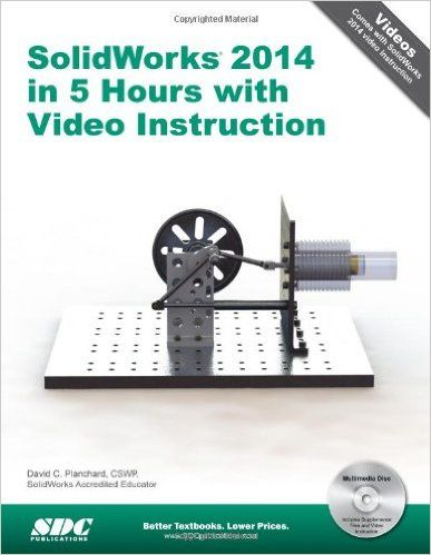 Solidworks 2014 : in 5 Hours with Video Instruction Perfect Paperback: http://kmelot.biblioteca.udc.es/record=b1529991~S1*gag