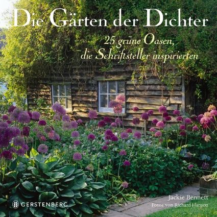 #Gartenreportage #England © Gerstenberg Verlag http://paulineshouse.com/miss-marple-england-garten-dichter/#more-4491